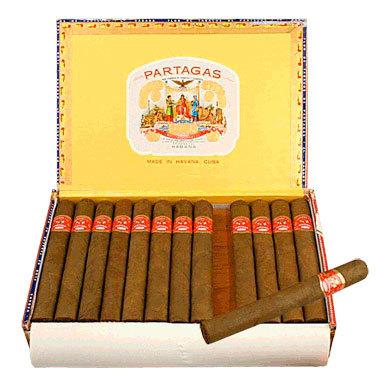 Сигары  Partagas Mille Fleurs вид 2