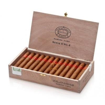 Сигары  Partagas Serie D No 4 вид 3