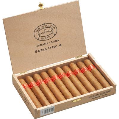 Сигары  Partagas Serie D No 4 вид 2