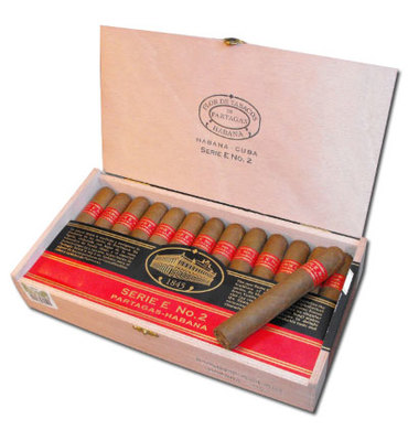 Сигары  Partagas Serie E No 2 вид 3
