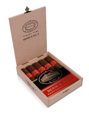 Сигары  Partagas Serie E No 2 вид 2