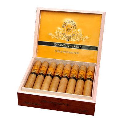 Сигары  Perdomo 10th Anniversary Champagne Super Toro вид 2