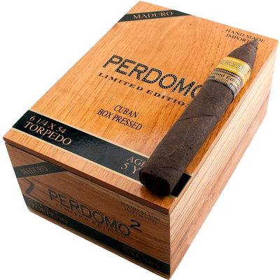Сигары  Perdomo 2 Limited Edition 2008 Maduro Torpedo вид 2