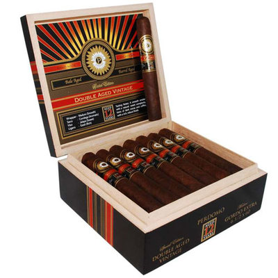 Сигары  Perdomo Double Aged 12 Year Vintage Epicure Maduro вид 2
