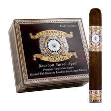 Сигары  Perdomo Habano Bourbon Barrel Aged Maduro Gordo вид 3