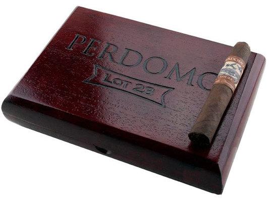 Сигары  Perdomo Lot 23 Maduro Robusto вид 2