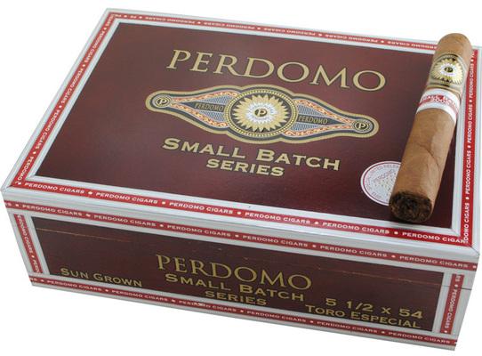 Сигары  Perdomo Small Batch Toro Especial Sun Grown вид 3