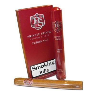Сигары Private Stock Medium Filler No. 1 Tubos вид 2