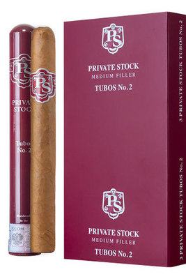 Сигары Private Stock Medium Filler No. 2 Tubos вид 2
