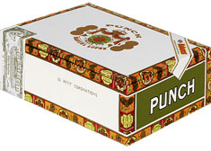 Сигары  Punch Petit Coronations Tubos вид 3