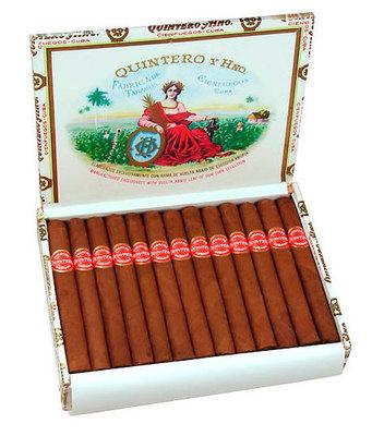 Сигары  Quintero Panatelas вид 2