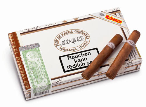 Сигары  Rafael Gonzalez Perlas вид 2