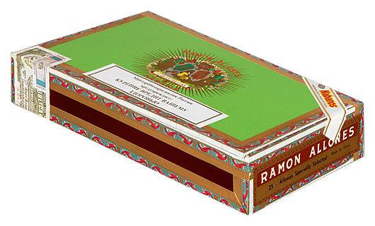 Сигары  Ramon Allones Specially Selected вид 2