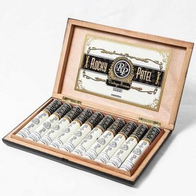 Сигары  Rocky Patel Vintage 1999 Deluxe Toro Tubos вид 3