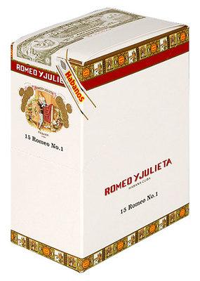 Сигары  Romeo y Julieta Romeo No 1 вид 4