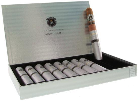 Сигары Zino Platinum Barrel Tubos вид 4