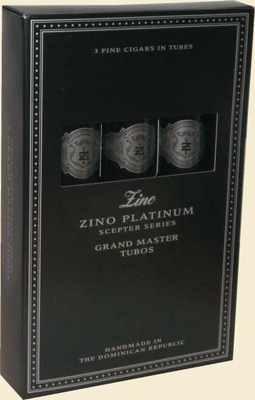 Сигары Zino Platinum Grand Master Tubos вид 3