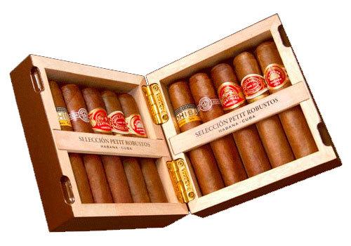 Набор сигар Combinaciones Seleccion Petit Robusto 2012 вид 2