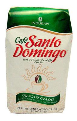 Доминиканский Кофе Молотый Santo Domingo без кофеина 454 гр. вид 1