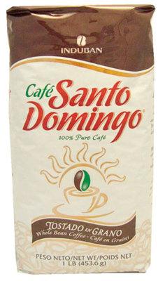 Доминиканский Кофе в Зернах Santo Domingo 454 гр. вид 1