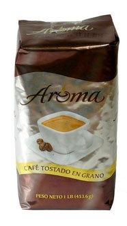 Доминиканский Кофе в Зернах Santo Domingo Aroma 454 гр. вид 1