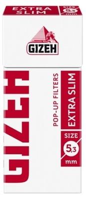 Фильтры для самокруток Gizeh Pop-up Extra Slim вид 1