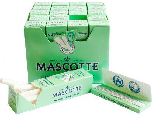 Фильтры для самокруток Mascotte Gomme Combi Pack вид 2