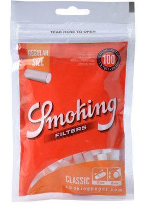 Фильтры для самокруток Smoking Regular вид 1