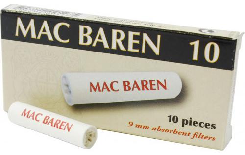 Фильтры для трубок Mac Baren 10 шт вид 1