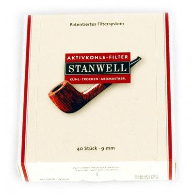 Фильтры для трубок Stanwell 40 шт вид 2