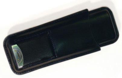 Футляр Aficionado на 2 сигары LCG2 BK вид 1