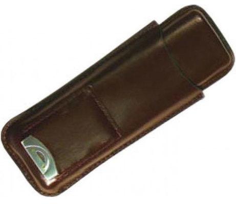 Футляр для 2 сигары Aficionado LCG2 BN вид 1