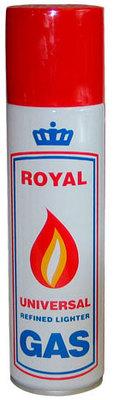 Газ для зажигалок Royal 250 мл вид 1