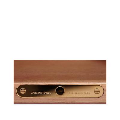 Хьюмидор Elie Bleu Classic Macassar Ebony 75 сигар вид 2