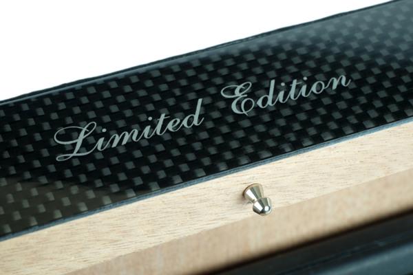 Хьюмидор Gentili на 20 сигар Limited Edition SV20-Croco-Black вид 6