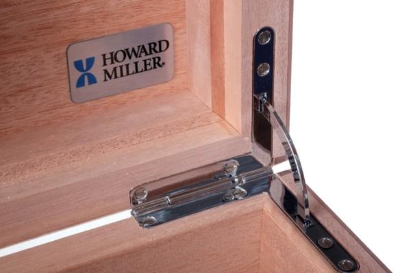 Хьюмидор Howard Miller на 60 сигар 810-036 Розовое Дерево вид 5
