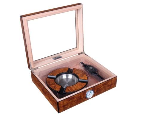 Хьюмидор Lubinski c подарочным набором на 25 сигар QB309 вид 2