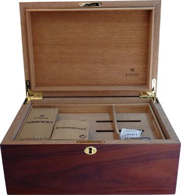 Хьюмидор Savoy Rosewood Large на 100 сигар вид 1