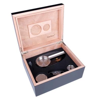 Хьюмидор Tom River с подарочным набором на 40 сигар 569-099 вид 2