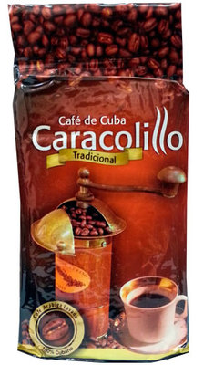 Кубинский Кофе Caracolillo Молотый 230гр вид 1