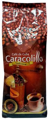 Кубинский Кофе Caracolillo в зернах 1000гр вид 1