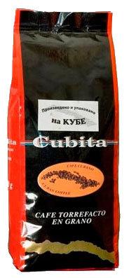 Кубинский Кофе Cubita в зёрнах 500гр вид 1