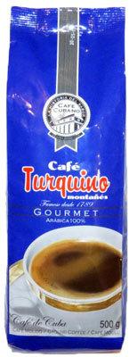 Кубинский Кофе Turquino в зёрнах 500гр вид 1