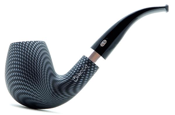 Курительная трубка CHACOM Carbone 851 9mm вид 1
