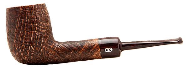 Курительная трубка CHACOM Elephant sandblast 186 вид 1
