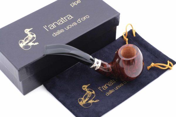 Курительная трубка L'Anatra 1 Egg Silver Anatra L622 вид 4