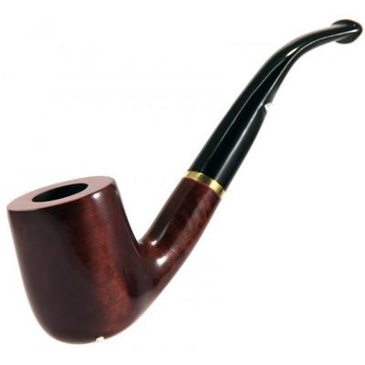 Курительная трубка Mr. Brog № 38 Old Boy Gold 3 мм вид 1