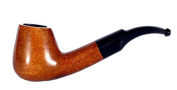 Курительная трубка Mr. Brog № 27 Big Horn 9 мм вид 1
