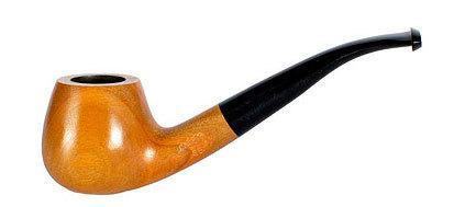 Курительная трубка Mr. Brog № 35 Corsar Gold 3 мм вид 1