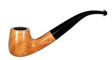 Курительная трубка Mr. Brog № 54 Cafe 3 мм вид 1
